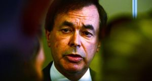 Alan Shatter: will be pressed to give full details of breath test incident. Photograph: Bryan O'Brien