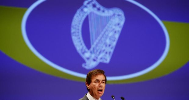 Minister for Justice Alan Shatter at a citizenship ceremony in Dublin earlier this month. Photograph: Bryan O'Brien / THE IRISH TIMES