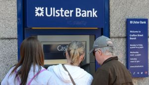 A review of the State's payments clearing process, ordered after a technical glitch hit thousands of Ulster Bank customers last summer, has recommended a number of improvements. Photograph: Frank Miller/The Irish Times.