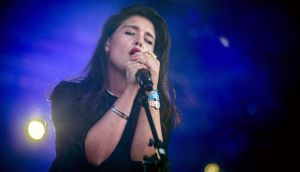 Jessie Ware gave rock royalty a run for its money at Primavera