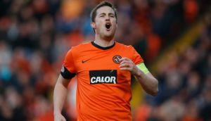Former Republic of Ireland striker Jon Daly will sign for Rangers on September 1st from Dundee United. Photograph: Tom Shaw/Getty Images