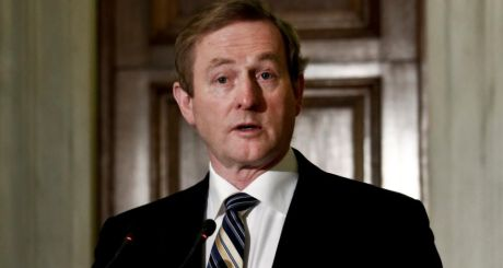 Taoiseach Enda Kenny warned that those teachers' unions which had not agreed to the Haddington Road proposals would be subject to the legislation which will go before the Oireachtas next week. Photograph: Yorgos Karahalis/Reuters