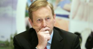 "Taoiseach Enda Kenny: ""Those unions who have now agreed with the Haddington Road statement will have those agreements honoured, and those unions that do not will be subject to legislation."" Photograph: Julien Behal/PA Wire"