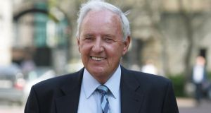 Bill O'Herlihy: his public relations firm has withdrawn a claim that it advises the Government. Photograph: Bryan O'Brien