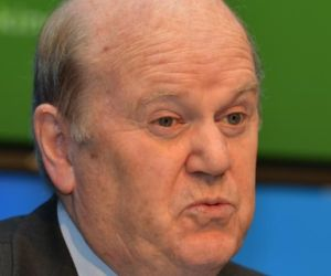 Miriam Lord: 'Bit of aul cake' but no fuss for Noonan