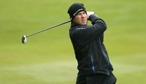 Scotland's Richie Ramsay in action during the  BMW PGA Championship at  Wentworth. Photograph: John Walton/PA Wire.