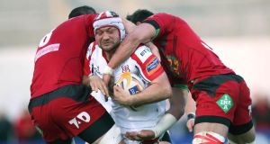 Ulster's Rory Best likely to benefit from Dylan Hartley ban.  Photograph: Billy Stickland/Inpho