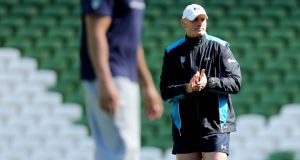 Clermont Auvergne coach Vern Cotter will take up the Scotland job in June 2014. Photograph:  James Crombie/Inpho