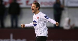 Dane Massey scored the winner for Dundalk in Sligo.