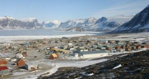 Thirty miles from the Arctic Circle, Inuits in Pangnirtung, a village on Canada's Baffin Island have experienced a series of warm winters, signalling the growing impact of global warming there