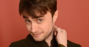 Daniel Radcliffe: 'I never want to settle for where I am.' Photograph:   Larry Busacca/Getty Images