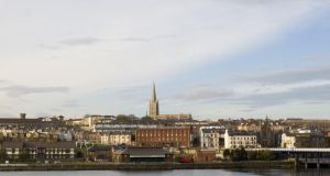 Derry City, Co Derry