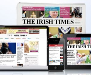 Advertise with The Irish Times