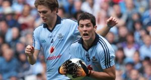Rory O'Carroll returns at full back for Dublin. Photograph: Cathal Noonan/Inpho