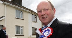 "The Traditional Unionist Voice leader Jim Allister, said the Bill was designed to ""right a great wrong""."