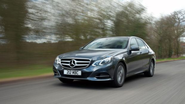 The New Mercedes E Class Blends Old School Comfort With A