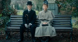 Banville on screen: Glenn Close and Mia Wasikowska in 'Albert Nobbs'