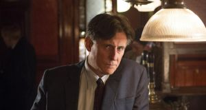 Banville on screen: Gabriel Byrne as Quirke in the BBC's adaptation of 'Christine Falls' by Benjamin Black