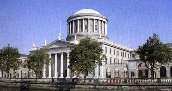 Four Courts: Eileen Culloty has apologised to her parish priest in Co Kerry over false abuse allegations.