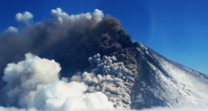 Researchers have successfully linked the climatic aftermath of volcanic eruptions to extreme cold weather events here over a 1,200-year period