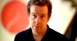 Kevin Barry has won the International Impac Dublin Literary Award, one of the world's richest literary prizes, for his novel City of Bohane. Photograph: Cyril Byrne/The Irish Times