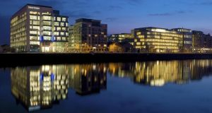 State Street Building: 78 Sir John Rogerson's Quay, Dublin 2. Sold: €108million