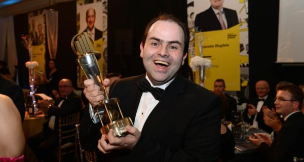 Edmond Harty, founder of Dairymaster, overall winner of last year's Ernst & Young Entrepreneur of the Year Awards