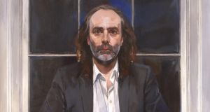 Waters in oil: 'Portrait of John Waters, Author and Journalist' by Oisín Roche