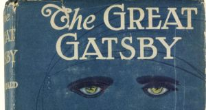 A first edition of 'The Great Gatsby' by F Scott Fitzgerald is expected to sell for $150,000 (€113,600) at a Sotheby's auction in New York on Tuesday