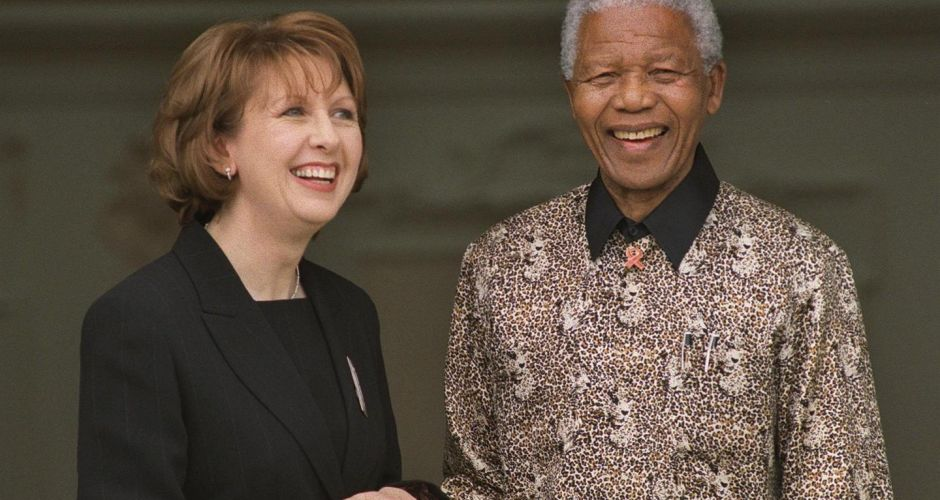 Nelson Mandela - a life in pictures