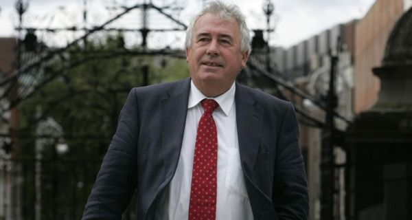 Minister of State Joe Costello said the Canadian oil and gas industry offers Irish companies 'compelling growth opportunities' for Irish companies. Photograph: Dara Mac Dónaill/The Irish Times