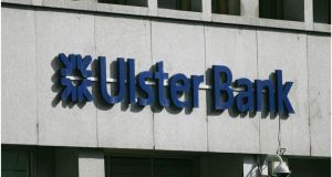 Losses at Ulster Bank amounted to £10 billion, exceeding those in the rest of the RBS group combined. Photograph:  Bryan O'Brien/The Irish Times