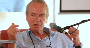 "Martin Amis: said he was a ""gynocrat"" who believed women should rule the world"