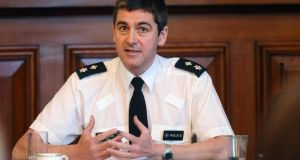 Chief superintendent Alan McCrum, silver commander for Belfast during G8 outlines security measures.