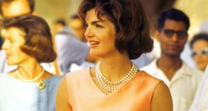Jackie Kennedy in India. Photograph: Getty Images