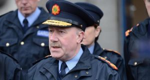 Garda Commissioner Martin Callinan said a number of gardaí are to be disciplined following the report into cancellation of penalty points. Photograph: Dara Mac Dónaill/The Irish Times