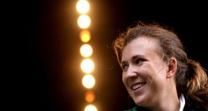 Annalise Murphy has her mind firmly fixed on success at Rio 2016.  Photograph: James Crombie/Inpho