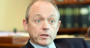 Northern Ireland's Director of Public Prosecutions Barra McGrory: has announced decisions on two high-profile cases. Photograph: Paul Faith