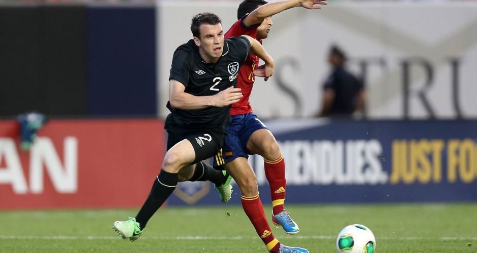 A Bronx tale: Ireland 0 Spain 2