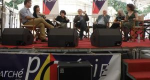Ambassadors: Irish poets on stage in Paris