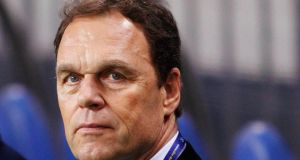 Australia's national soccer team head coach Holger Osieck who has  apologised for saying that 'women should shut up in public'