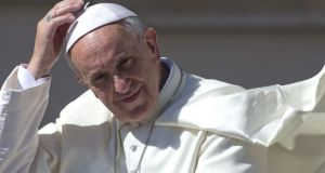 Pope Francis reportedly acknowledges existence of 'gay ...