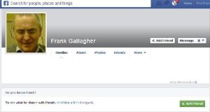 The Facebook page of Frank Gallagher of Drogheda Borough Council