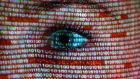 All eyes on Big Brother: the NSA is building an apparatus that can watch anybody who communicates digitally. Photograph: Pawel Kopczynski/Reuters