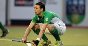 Ireland's Andy McConnell: his sublime goal put Ireland 4-3 up with less than seven minutes on the clock
