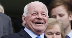 Wigan chairman Dave Whelan is hoping to appoint a new manager today. Photograph: Nick Potts/PA