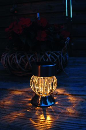 THREE OF THE BEST GARDEN LIGHTS: Tuscany stainless steel solar lights are €9,95 each at Woodies nationwide (woodiesdiy.com). Measuring 35cm by 7.4cm, they have two lighting options - warm white or colour-changing.