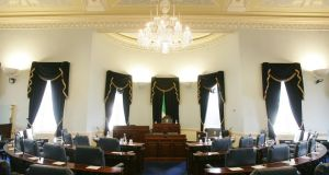 The Government has announced proposals for Seanad reform. Photograph: Alan Betson/The Irish Times