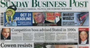 The High Court will  consider a plan to rescue the Sunday Business Post  next week