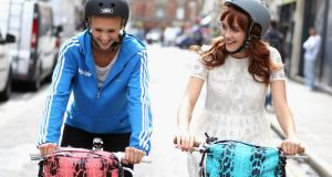 One study found that women prefer bike facilities that are separated from motorised transport